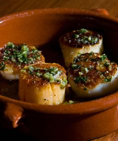 Succulent Seared Scallops Recipe in a Citrus Sauce