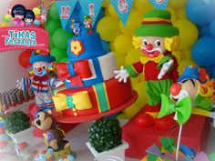 Blog da Tikas Festaria * Decoração de Festas Infantis em estilo Provençal e Clean *: Tema Patati Patatá
