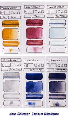 Van Gogh Coffret Cadeau Pour Peintre Comprenant 24 Demi Godets De