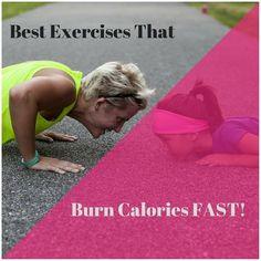 The Best ExercisesToBurn Calories