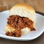 "The Best Sloppy Joes | ""the best"" is a bit strong but very good if you're looking for some less sweet, less tomato-y, and smokier sloppy joes."