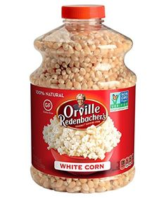 Orville Redenbachers Gourmet Popcorn Kernels White Corn 30 oz Each Pack of 6 ** You can get more details by clicking on the image.
