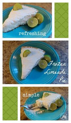 Frozen Limeade Pie