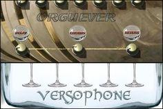 Bundle verrophones