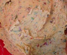 Rezept Tomaten Kräuterbutter mediterran von Tante ÄNNi - Rezept der Kategorie Saucen/Dips/Brotaufstriche