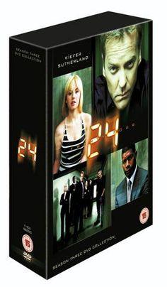 24 Timer - Sæson 3 (7 disc) (DVD)  Kr. 99,00  http://cdon.dk/film/24_timer_-_s%c3%a6son_3_(7_disc)-534685#