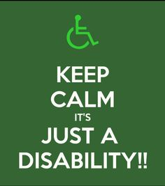 #Disability #livelaughlemonade