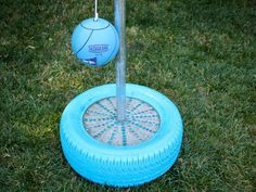 How to Make a Backyard Tetherball Set How to Host Movie Night on a Big Screen