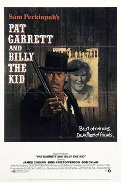 Pat Garrett And Billy The Kid (1973) - Sam Peckinpah DVD