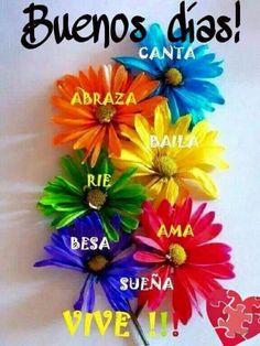 Buenos Dias  http://enviarpostales.net/imagenes/buenos-dias-236/ Saludos de Buenos Días Mensaje Positivo Buenos Días Para Ti Buenos Dias