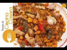 Migas Extremeñas | Recetas de Cocina Casera - Recetas fáciles y sencillas