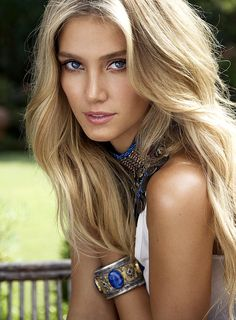 Delta Goodrem I truly believe she is one of the most beautiful women alive.