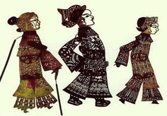 Stories in the Shadow  Shadow puppetry is a folk art which has captured the hearts of generations of Chinese for 2,000 years ago, since the ...