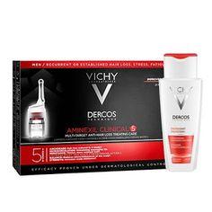 Erkekler İçin Saç Dökülmesine Karşı Set - Vichy Dercos Aminexil   #SaçDökülmesi #VichyDercos #SaçBakımı #PratikCiltBakımı