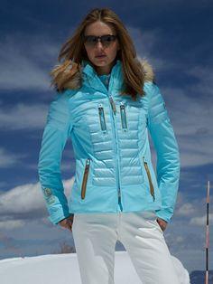 nica-dtp jacket with fur - ski parkas - women - Gorsuch 47339af01