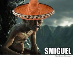 Smiguel - The Lord of the Rings oh my goodness this is so funny