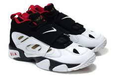 best service 1f197 83650 Real Nike Air Diamond Turf 2 Mens Shoes Black White Red Shoes - 63.35