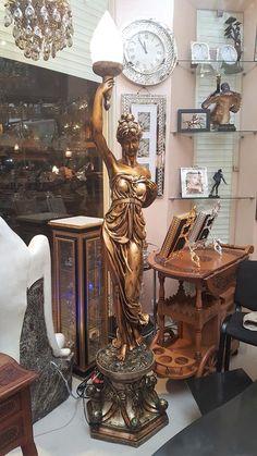 Luminaire sur pied – objets de décoration – Monalina Decor
