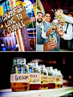 DIY-Country-Wedding-Deatails-Mason-Jar-Cups