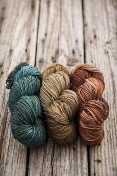 Colour inspiration using Vivacious DK by Fyberspates