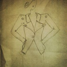 #drawing  #simonanapolitanoatelier