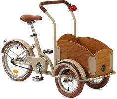 Win a Republic Bike Kids Cargo Bike (worth $349) in Inhabitots' back to school giveaway