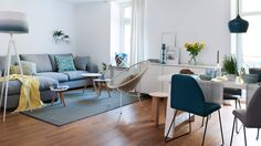 Nordic Blue | So funktioniert unser Look auch bei Ihnen