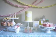 Beautiful baby shower