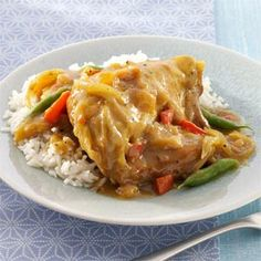 Slow+Cooker+Chicken+Curry
