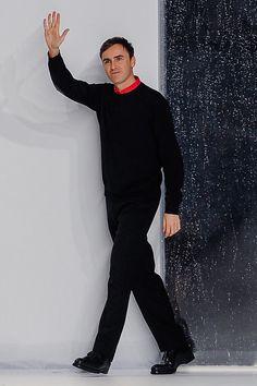 Christian Dior Resort 2014 Fashion Show - Raf Simons.