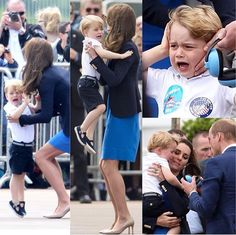 July 8, 2016.........SOMETHING DID NOT GO QUITE RIGHT WITH GEORGE.......INTO MOMMA'S ARMS WHERE ALL HURTS ARE TAKEN AWAY...............ccp