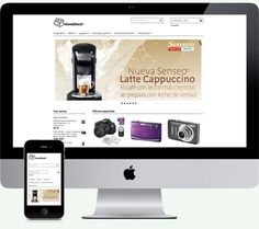 ecommerce web design by www.pepe.pro web-design