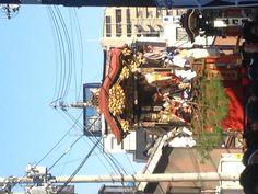 大津祭午後の部