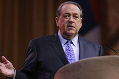 Annual Conservative Political Action Conference (CPAC) Held In D.C. Mike Huckabee threatens GOP over gay marriage.