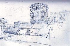 At Naples, 1841 - John Ruskin