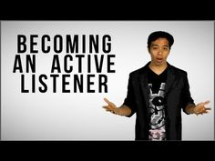 Ice Breakers for Active Listening : Teaching & Learning Styles - YouTube