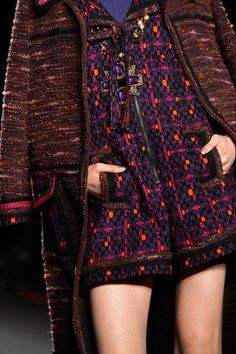 Anna Sui FALL 2013 READY-TO-WEAR New York...!