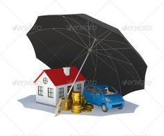 Black umbrella covers home, car and money 3d, apartment, architecture, background, banking, black, blue, building, business, car, closeup, coin, concept, construction, currency, debt, estate, family, gold, home, house, housing, insurance, investment, isolated, little, loan, miniature, minivan, money, mortgage, paying, property, protection, residential, safety, sale, savings, security, shadow, shielding, sign, support, symbol, umbrella, window, Black umbrella covers home, car and money ...