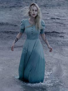 The sea called my name...