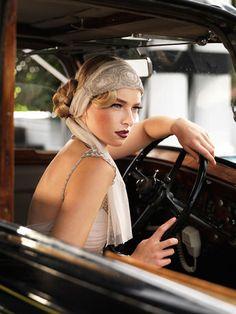 präsentiert von www.my-hair-and-me.de #women #scarf #schal #hochsteckfrisur #brown #braun #hair #haare #car #auto