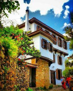 Şirince houses-Ödemiş-İzmir-Turkiye