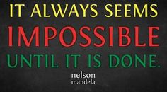 Impossible: