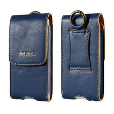 Universal 5.5 Mobil Phone Genuine Leather Case #samsung #samsunggalaxy #samsungcase #style #bags #leatherbag