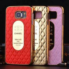 ブランド シャネル iPhone 7/7plus ケース ギャラクシー s7/s7 edge ジャケット s6/s6 edge カバー キルティングケース Chanel