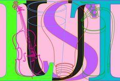 'Lust', Michael Craig-Martin   Tate