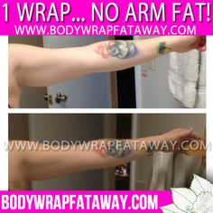 72 hour weight loss wrap videos