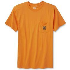 Bear Men's High Visibility T-Shirt, Size: Medium, Yellow