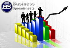 Business Spreadsheets develop and provide professional and reliable Excel business templates to assist with financial analysis and efficiency in business management. http://www.business-spreadsheets.com
