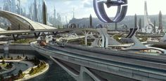 Tomorrowland Concept Arts | CG Daily news