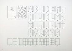 Mateo López Tipografía de papel, 2012